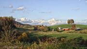 21st Nov 2017 - Little Farm on the Hill