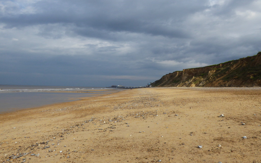 Sheringham to Cromer by shannejw