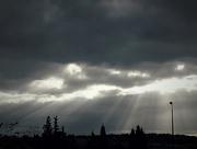 22nd Nov 2017 - Jerusalem Morning Sky