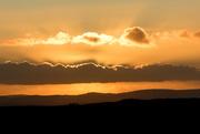 21st Nov 2017 - 2017 11 21 - Sunset Over Derbyshire