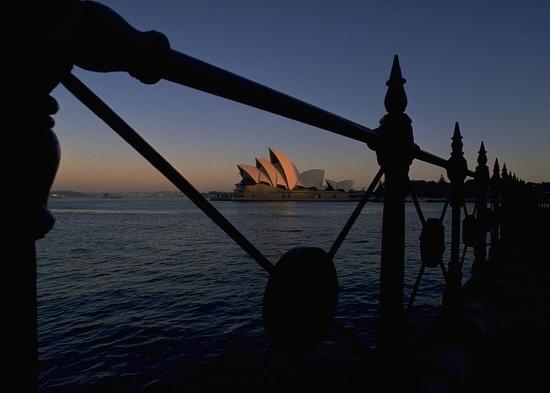 54 Sydney Opera House by travel