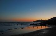 22nd Nov 2017 - Sunset and Moonlight