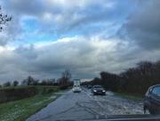 23rd Nov 2017 - Flooding again