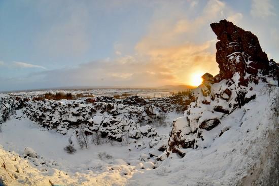 Þingvellir by vankrey