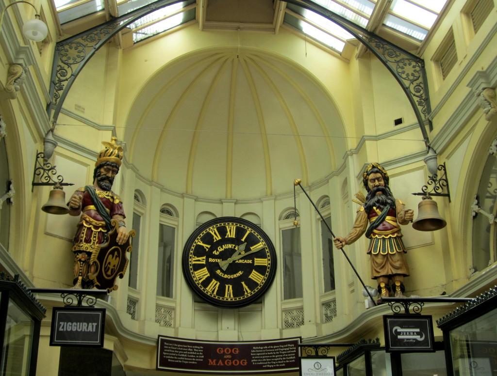 An Arcade in Melbourne. by 777margo