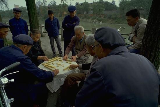 55 Mahjong in Guangzhou by travel