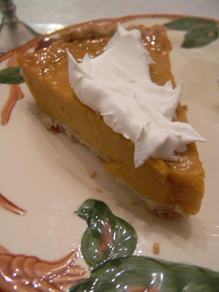 Slice of Sweet Potato Pie by sfeldphotos