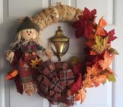 21st Nov 2017 - Autumn decorations