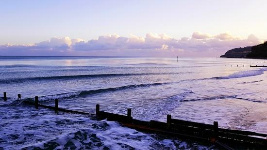 Seascape by iowsara