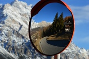 26th Nov 2017 - Panorama in a mirror