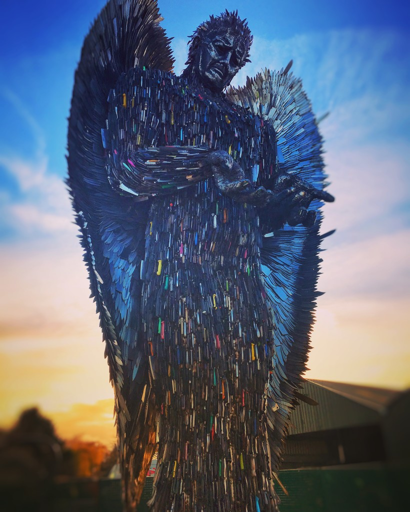 Knife Angel by angiedanielle24