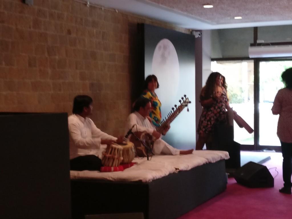 Indian music players by veengupta