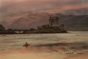 28th Nov 2017 - Eilean Donan Castle