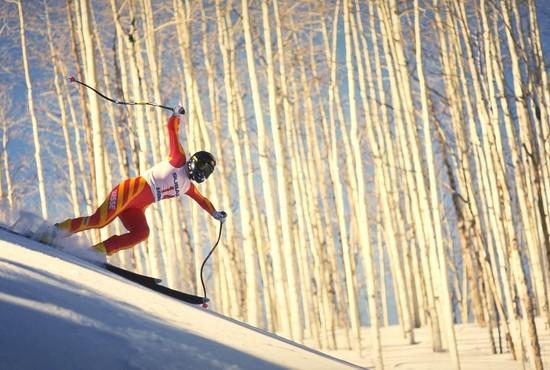 59 Skiing in Aspen, Colorado by travel