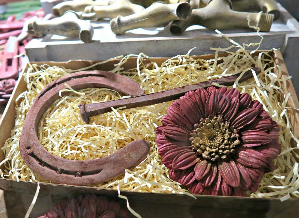 Chocolate Horseshoe . by wendyfrost