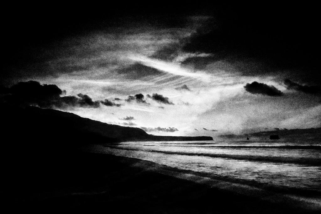 evening sky by kali66
