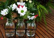 29th Nov 2017 - Milk Container Flowers