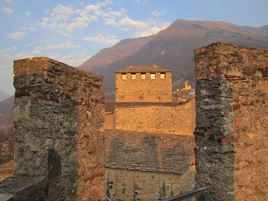61 Montebello - Bellinzona, Switzerland by travel