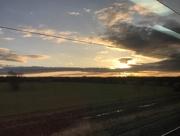 30th Nov 2017 - London Bound Sunset