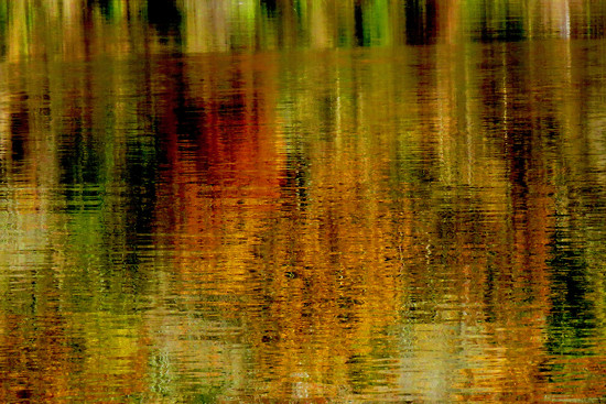 Abstract Reflections by milaniet