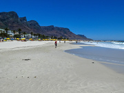 1st Dec 2017 - Camps Bay beach.....