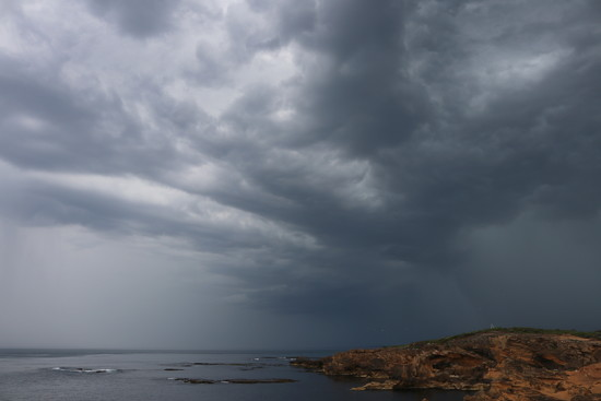 The calm before the storm by gilbertwood