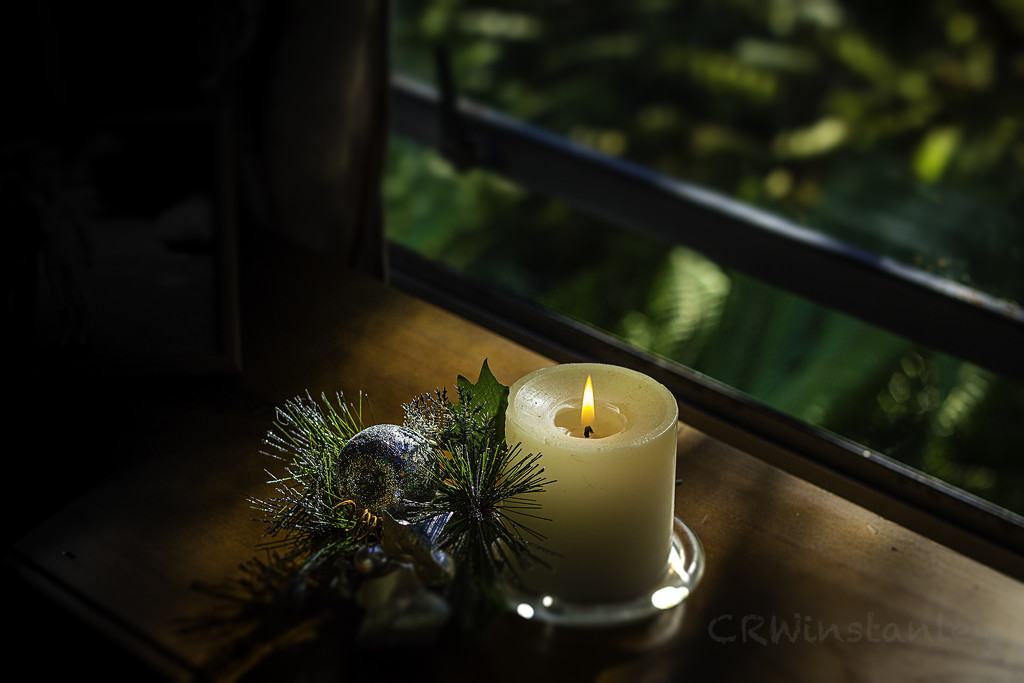 Day 333 Candle Light by kipper1951