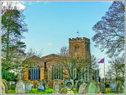 2nd Dec 2017 - St.Mary's Church,Great Brington