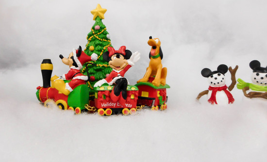 A Mickey Christmas by mittens