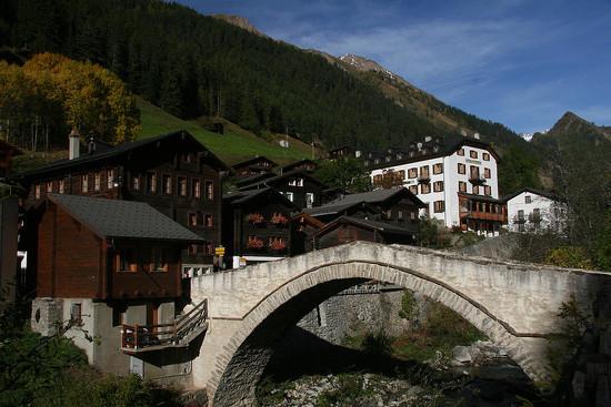 62 Binn in Valais, Switzerland -  by travel