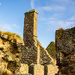 The ruins at Dunnottar Castle