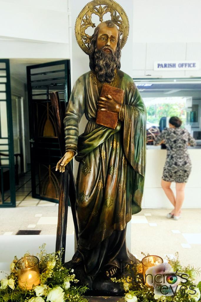 St. Andrew, The Apostle by iamdencio