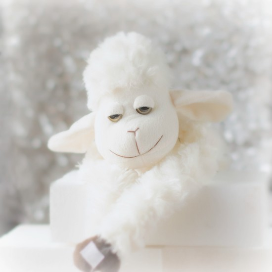 Get Pushed Lamb by farmreporter
