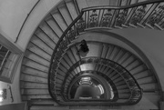 3rd Dec 2017 - Courtauld Gallery staircase