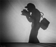 3rd Dec 2017 - Shadow Photographer