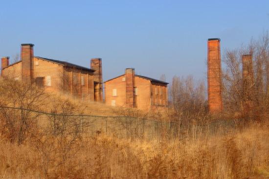 Abandoned Brickworks   16 of 365 by chloette