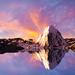 Mt Humphrey Lake View