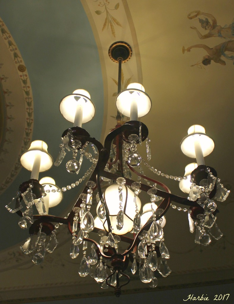Lamp Chandelier by harbie