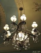 1st Dec 2017 - Lamp Chandelier