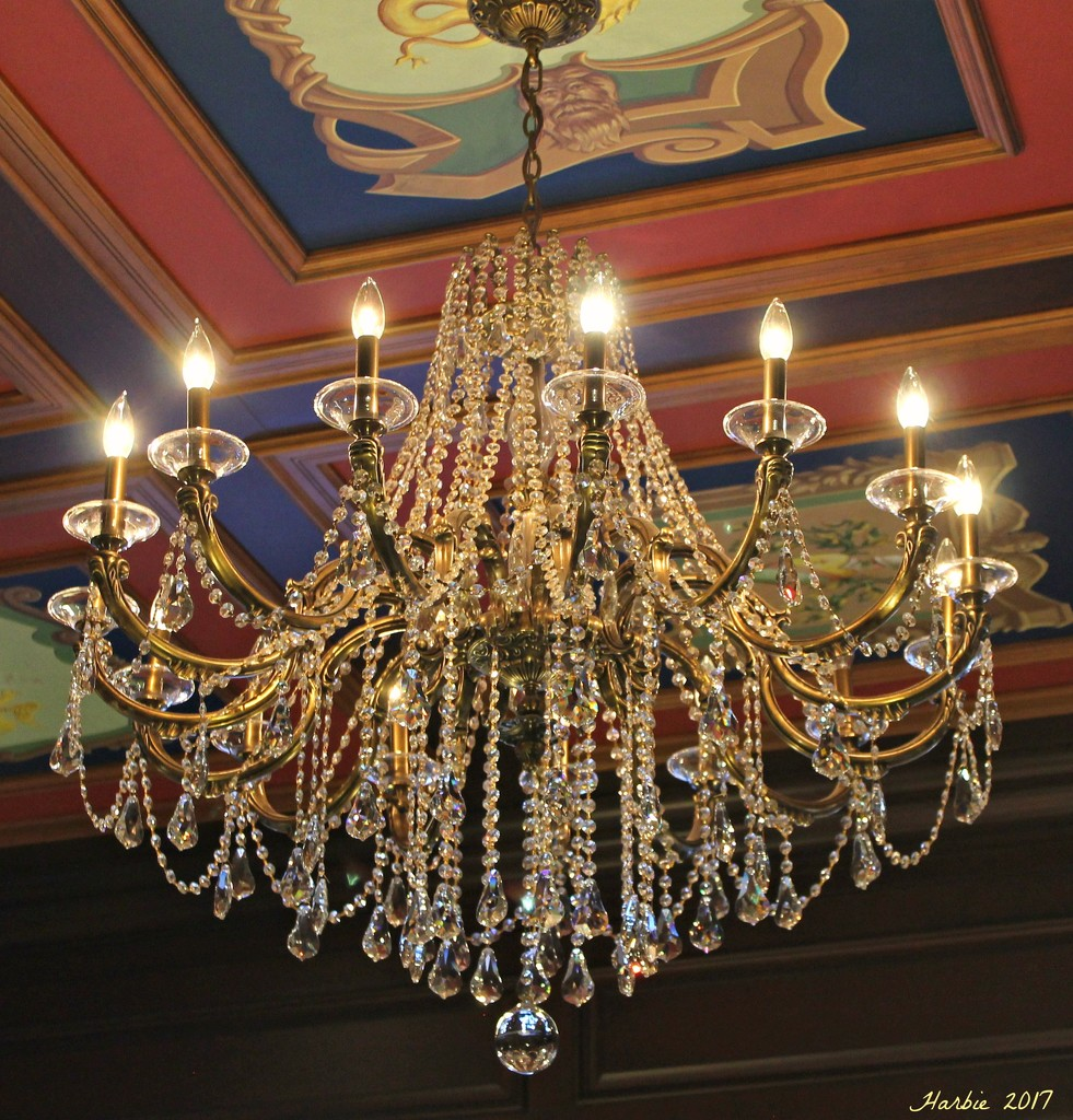 Impressive Chandelier by harbie