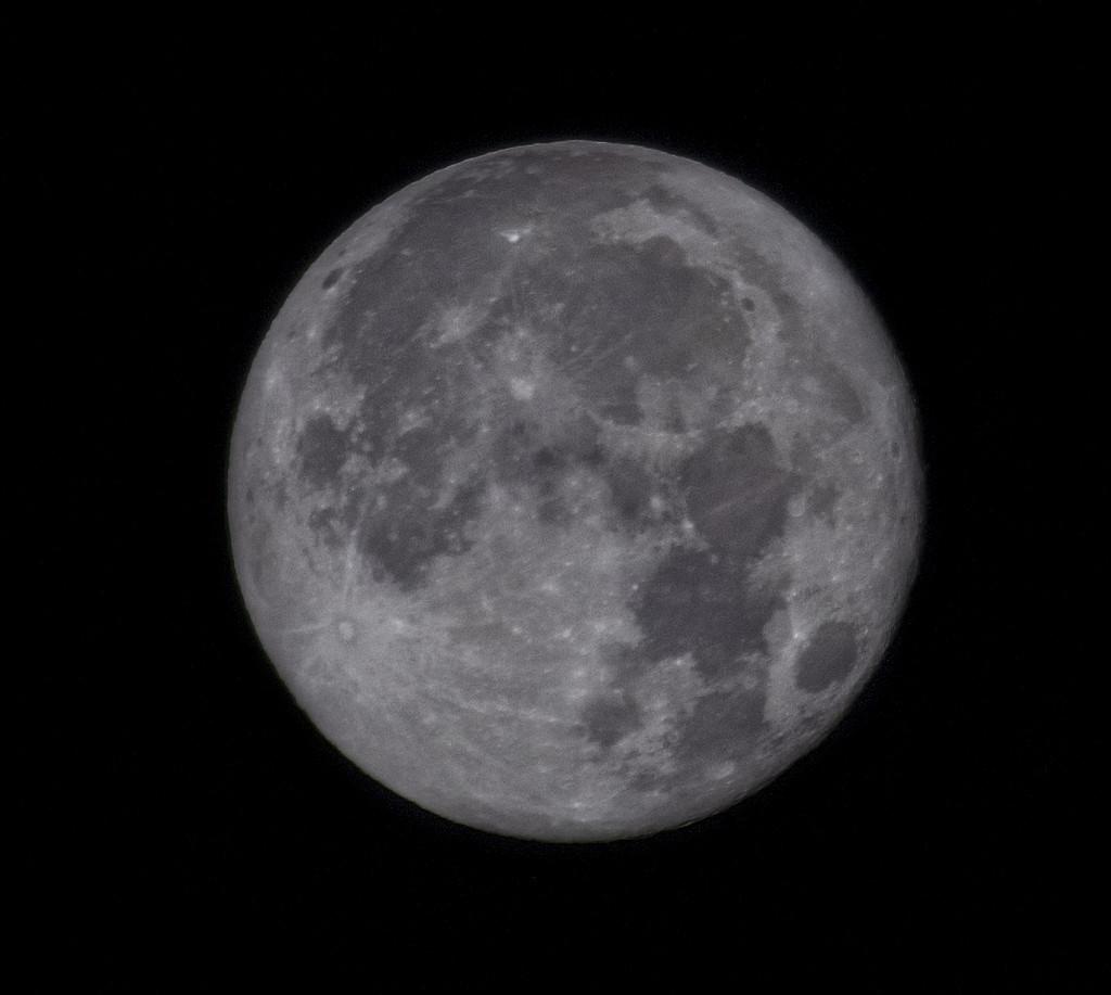 Super Moon. by tonygig