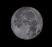 4th Dec 2017 - Super Moon.