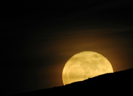 Supermoon by janeandcharlie