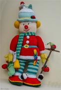 4th Dec 2017 - Christmas Clown