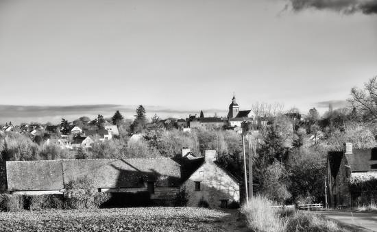 Church of St. Pierre at Plélan-le-Grand... by vignouse