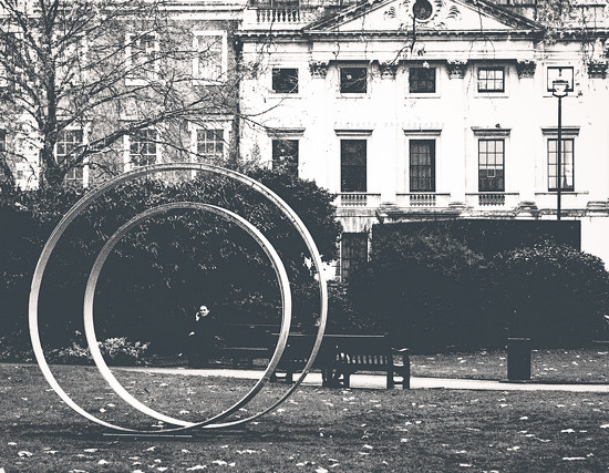 communication in the circle by pistache
