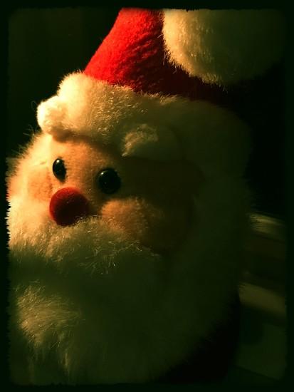 Day 79:  Santa  by sheilalorson