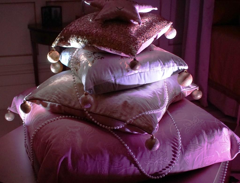 a pile of purple by quietpurplehaze