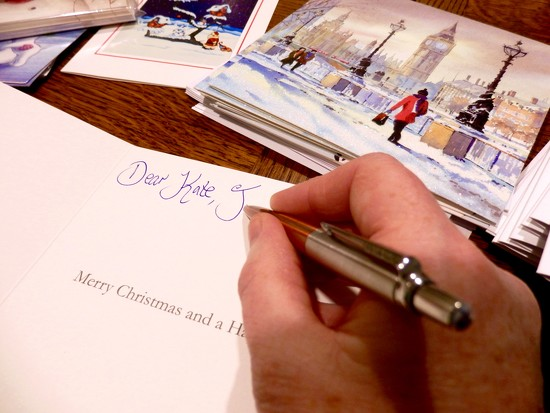 Christmas Cards by casablanca