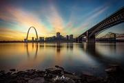 16th Nov 2017 - City Sunset